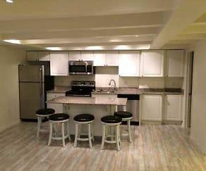Kitchen, Rotegliano Apartments