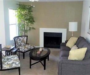 Living Room, Sage Condos
