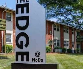 Building, The Edge at NoDa