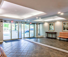 Foyer, Entryway, Chevy Chase Tower