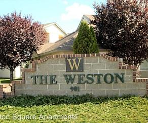 Community Signage, Weston Square Apartment LLC Loan# 10055917 901 NW Sunburst Ct