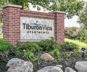 Community Signage, Tiburon View Apartments