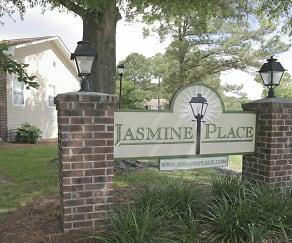 Community Signage, Jasmine Place