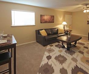 Living Room, Pinewoods