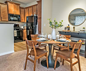 Dining Room, TGM Andover Park