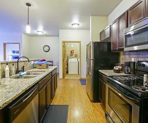 Kitchen, The Bluffs of Williston