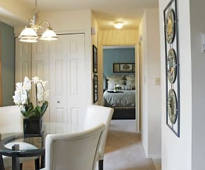 Dining Room, Southgate Apartments and Townhomes