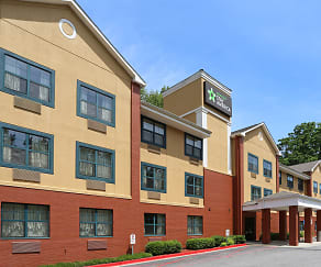 Building, Furnished Studio - Atlanta - Alpharetta - Rock Mill Rd.
