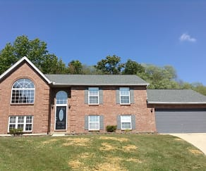 6 North Cottonwood Court, Campbell County High School, Alexandria, KY