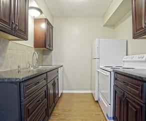 Kitchen, Stone Fountain Apartments