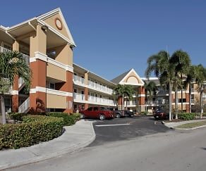 Building, Furnished Studio - Fort Lauderdale - Cypress Creek - Andrews Ave.