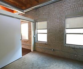 Living Room, La Pompadour Apartments