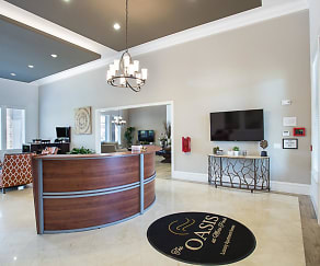 Leasing Office, Oasis at Sarasota