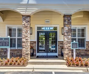 Exterior, Flagstone at Indian Trail Apartments