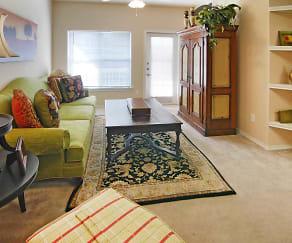 Living Room, Sunset Pointe