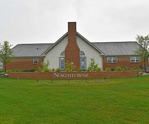 Building, Northtowne Apartments