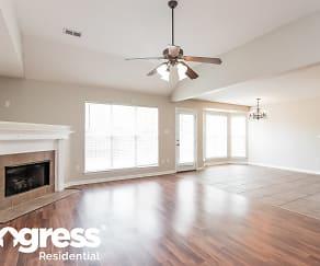 Living Room, 5625 Deer Park Cv