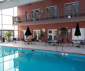 Pool, Brannon Park Apartments