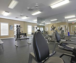 Fitness Weight Room, Greenhaven Trace