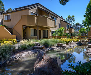 Located in the master-planned community of Woodbridge, Woodbridge Apartments