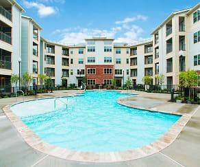 Pool, James River at Stony Point Apartments