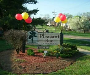 Community Signage, Pleasant Run
