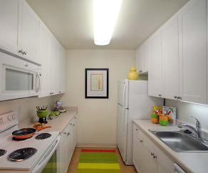 Kitchen, eaves Diamond Heights