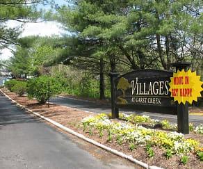 Community Signage, Villages At Garst Creek