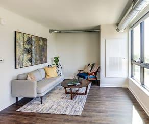 Living Room, Vantage on the Park