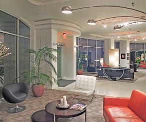 Lobby, Founders Tower