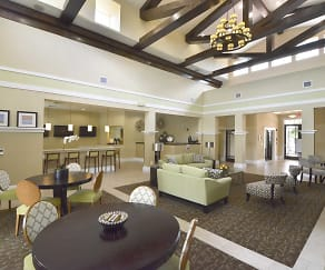 Clubhouse, Carlyle at Bartram Park