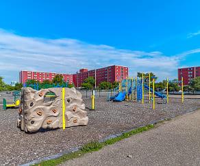 Playground, Regal Towers