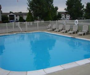Pool, Rockwood Apartments