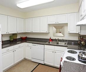 Kitchen, The Lexington
