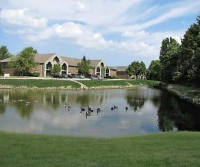Lake, Greenwood Place