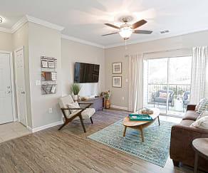 Living Room, Riverstone at Owings Mills