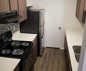 Kitchen, Trinity Oaks