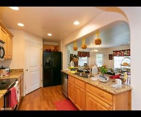Kitchen, 11776 S Grandville Ave #101