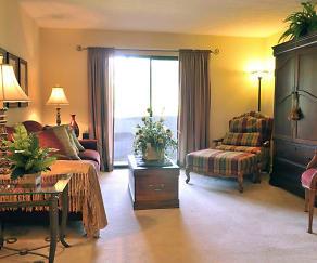 Living Room, Whispering Pines