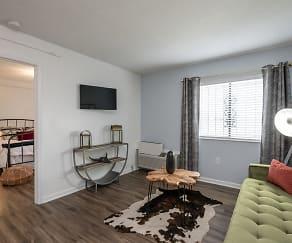 Living Room, Capital Flats