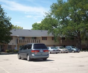 Building, Northgate Apartments