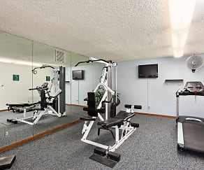 Fitness Weight Room, The Shorebird