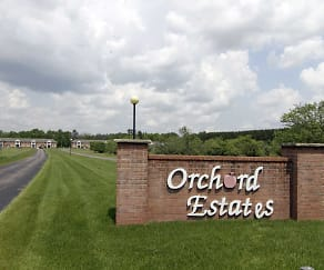 Community Signage, Orchard Estates
