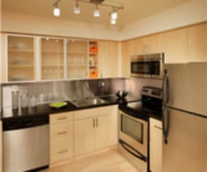 Kitchen, Korman Residential At Willow Shore