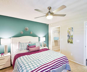 Bedroom, Enclave at Lake Underhill
