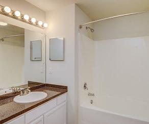 Bathroom, Independence Park