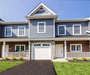 Building, Waterford Townhomes