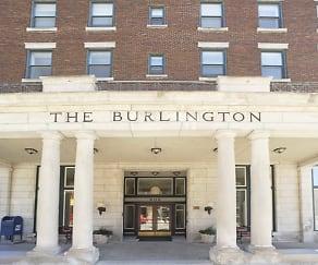 Building, The Burlington Apartments