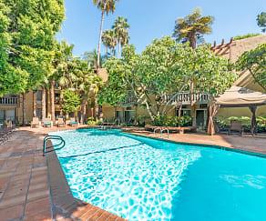 Pool, Mediterranean Village
