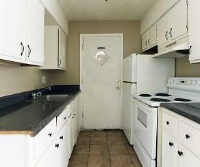 Kitchen, Whispering Pines